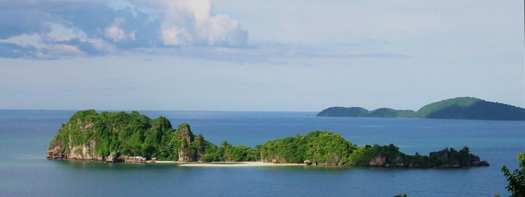 Coconut Island, Chumporn