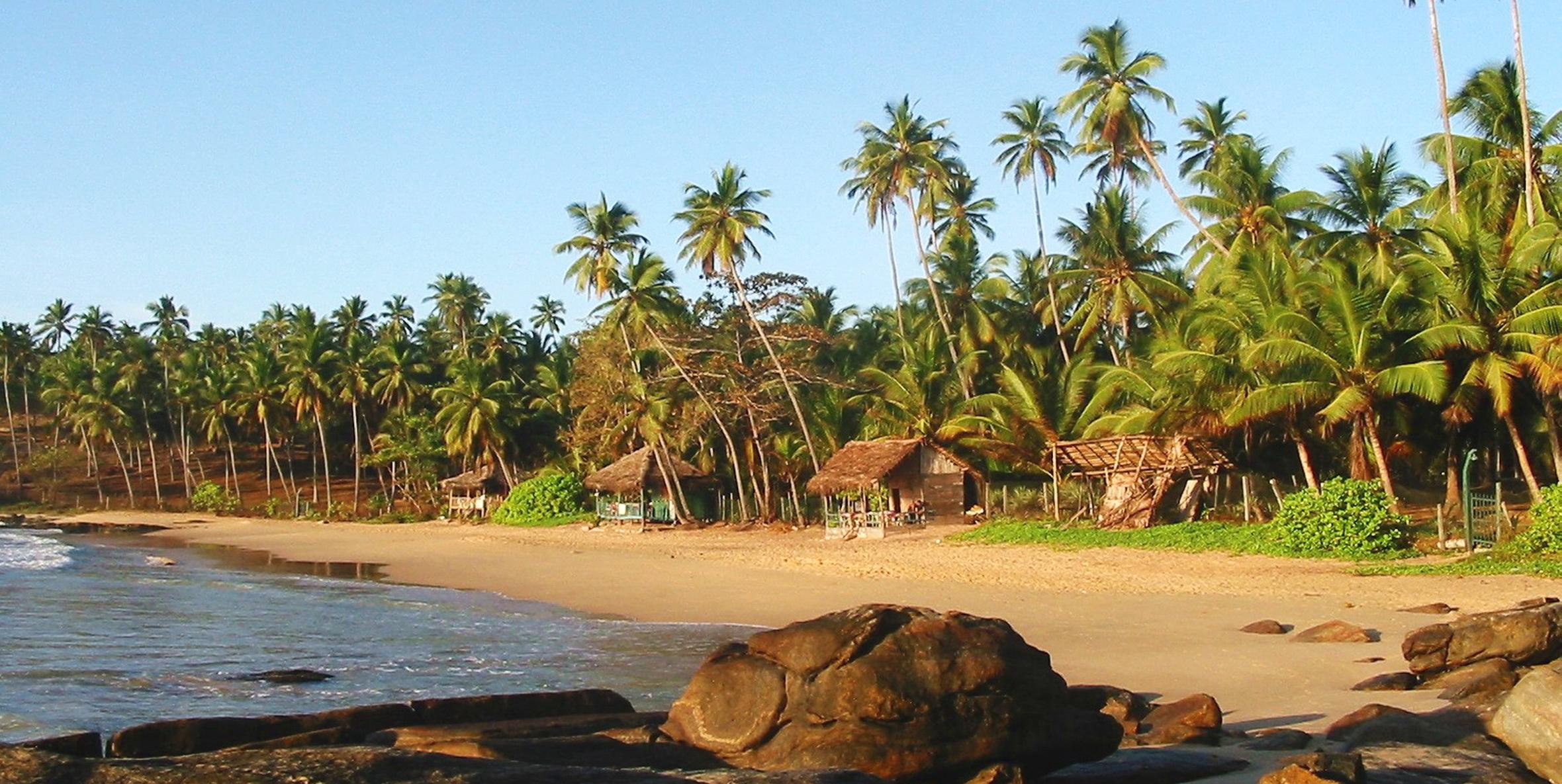Tangalle Sri Lanka  city images : Tangalle Beach, Sri Lanka