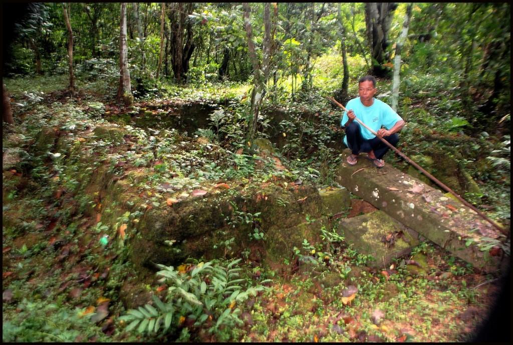 Ruins of Kapilapura