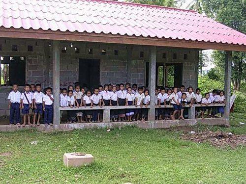 Don Khone Nua School, Laos