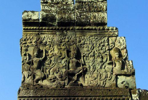 Bakheng Temple, Angkor, Cambodia