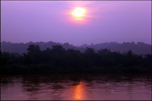 Northern Laos and the Golden Triangle