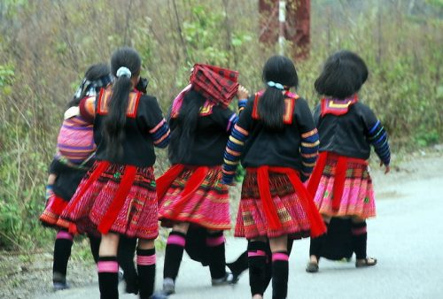 The Red Hmong of Lai Chau, Vietnam