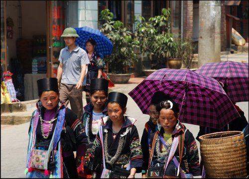 The Black Hmong of Sapa, Northern Vietnam
