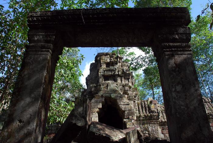Ta Nei Temple, Angkor
