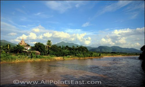 Photographs of picturesque Mae Hong Son, Thailand