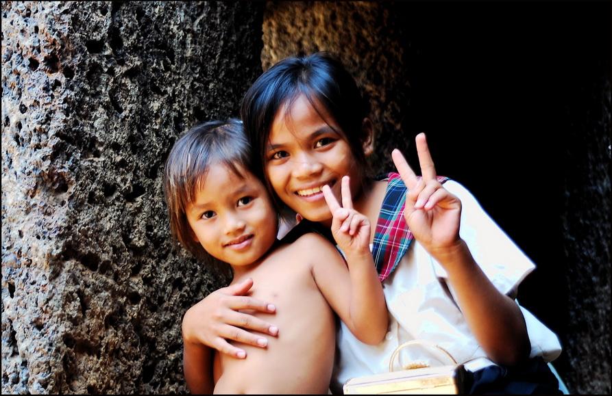 Kids at Kuhananokor