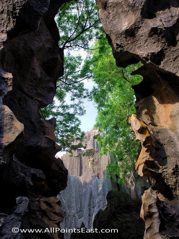 Kunming, stone forest