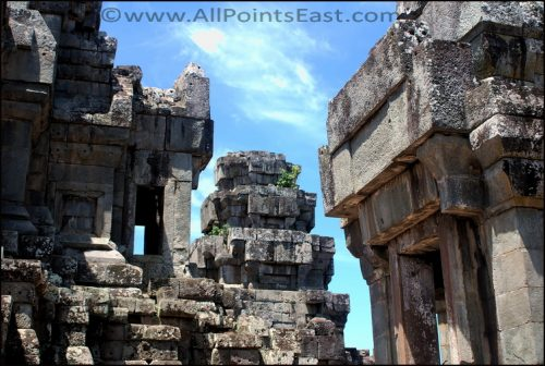 6 of the best of Angkor's Ta Keo Temple