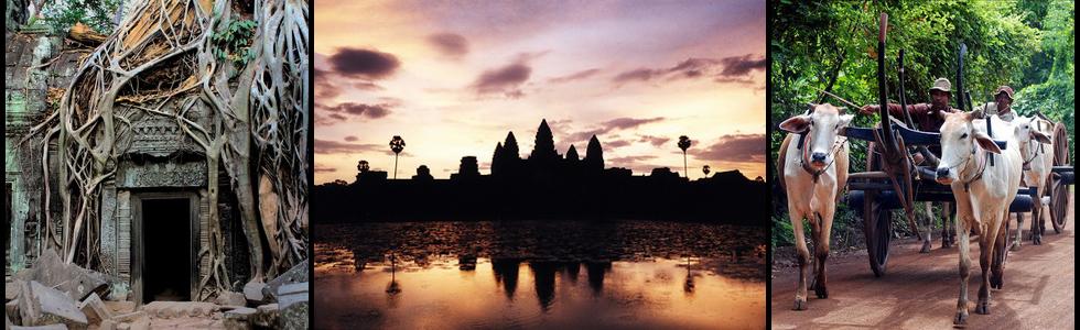 Cambodia tour 'Cambodia Overland'
