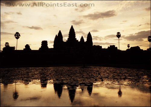 Dawn at Angkor Wat - 10 favourite photos