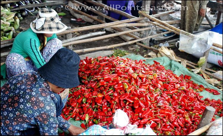 Chili vendors