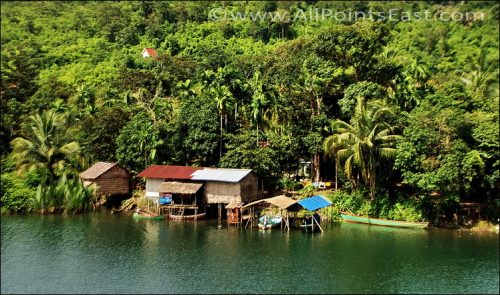 Travelling to Koh Kong in a bubble