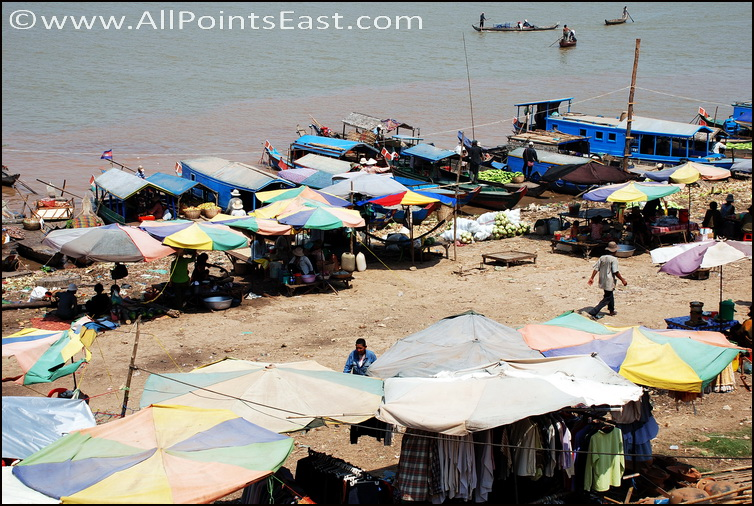 Kompong Chnang, dry season