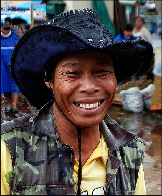 Lao cowboy!