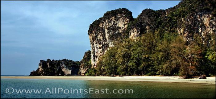 Thai National Parks. Hat Yao, Chao Mai, Trang