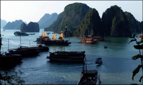 Hanoi to Saigon tour - some photos