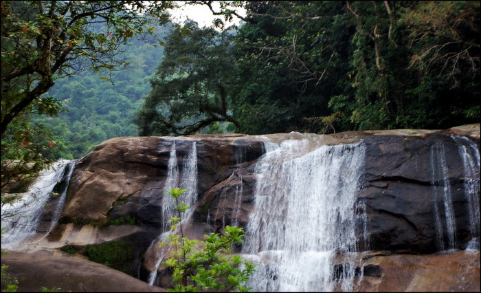 Promloke waterfall, Khao Luang NP