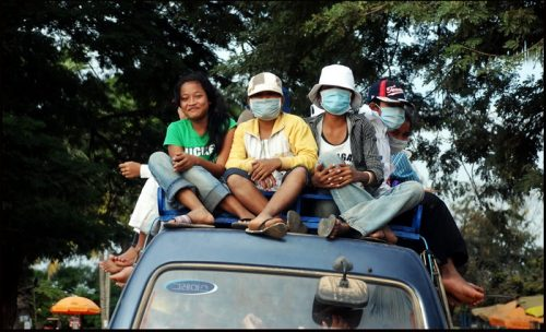 Photos of some public transport, Cambodia style!