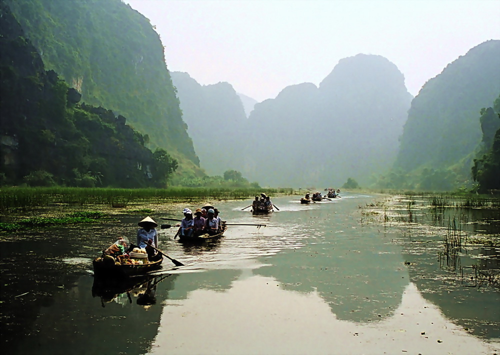 Hoa Binh Vietnam  city images : Scenery of Hoa Binh Province | All Points East