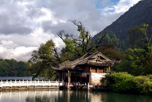 Lijiang, Black Dragon Pool