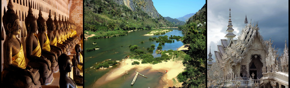 Thailand and Laos tour 'Northern Laos & the Golden Triangle'