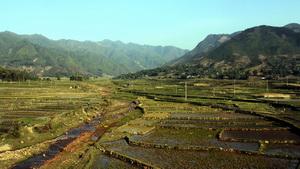 Scenery near Dien Bien Phu