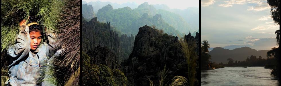 Laos tour, Mekong Adventure