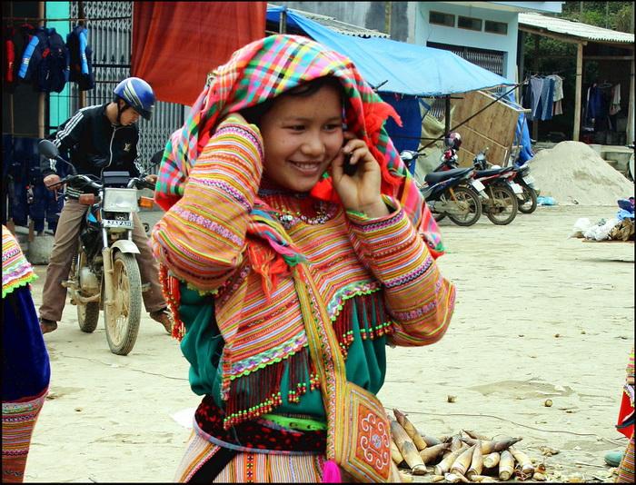 Bac Ha, 'Nokia Hmong'