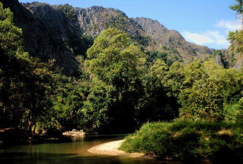 Konglor Cave, Laos