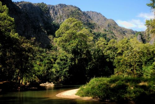 The incredible Konglor Cave, Laos