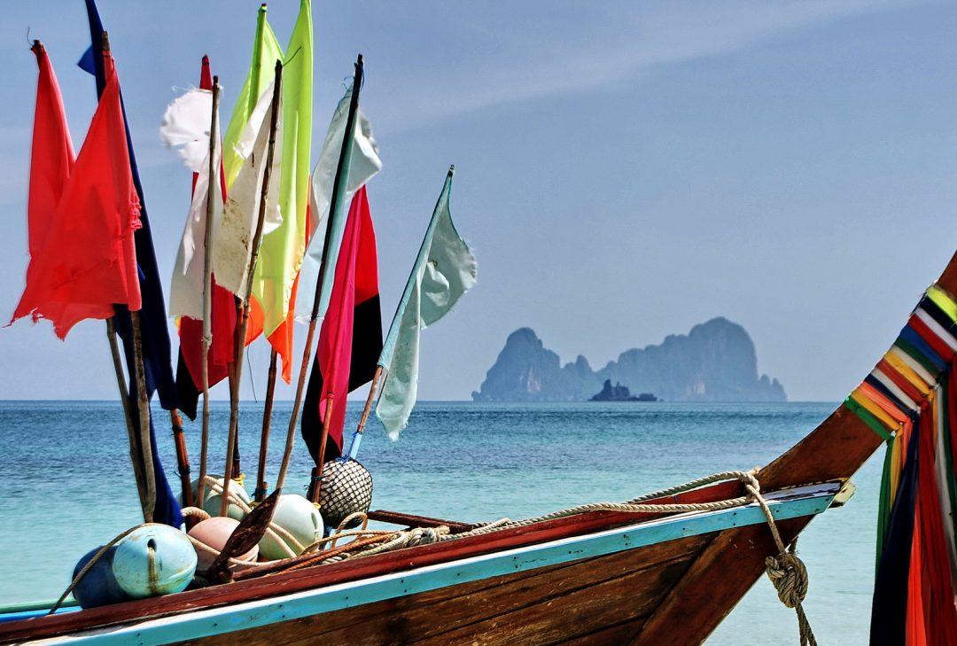 Thailand, Andaman sea