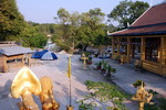 Kulen, our temple camp site