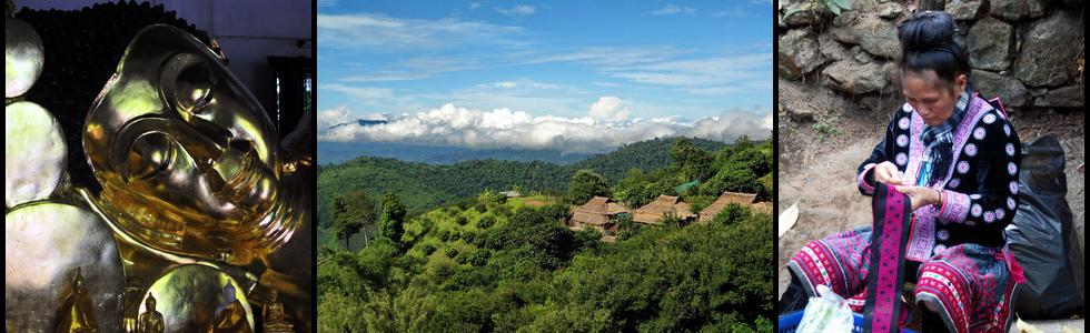 hills of mae salong panorama