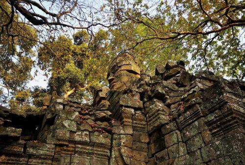 Banteay Kdei Temple, Angkor