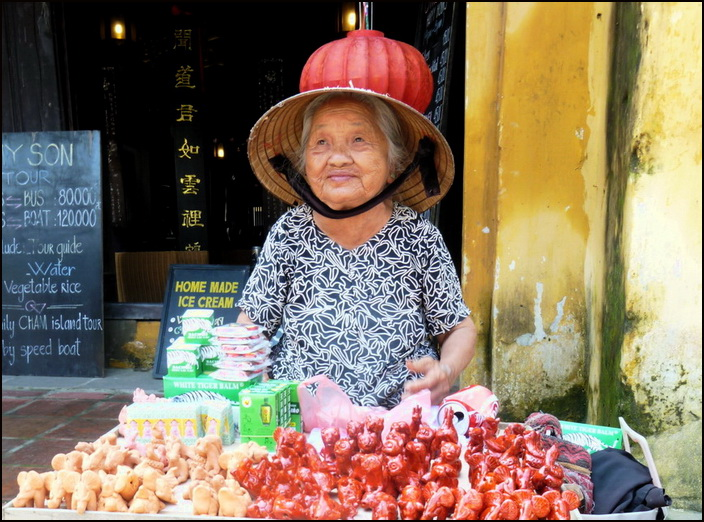 Vendor, Hoi An