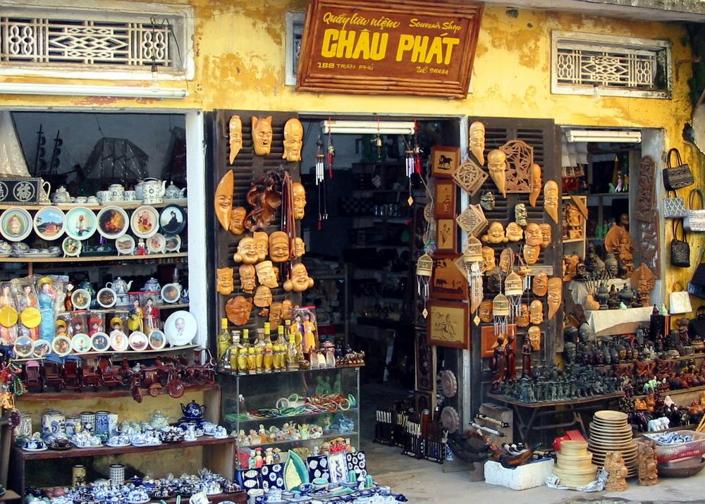 Curiosity shop, Hoi An