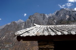 Our guesthouse in Tiger Leaping Gorge