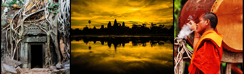 Cambodia photographic tour, 'Images of Cambodia'