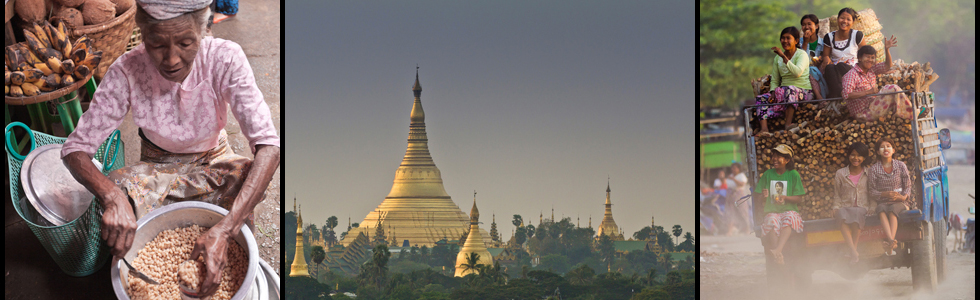 Burma, (Myanmar), photography tour, 'Images of Burma'