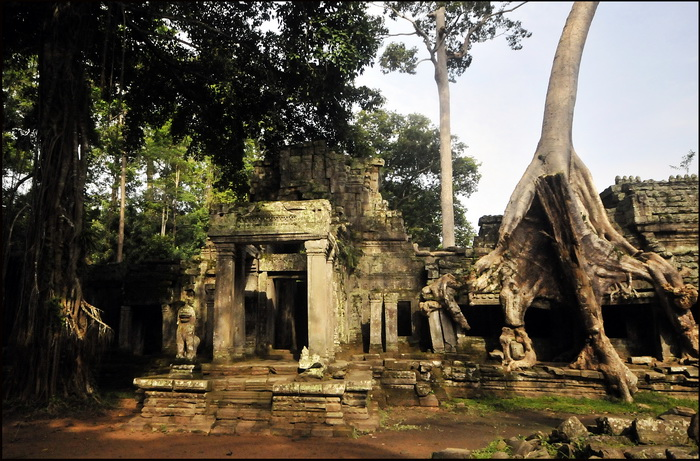 Preah Khan, eastern, 2nd, gate