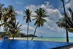 Koh Mak Resort, pool