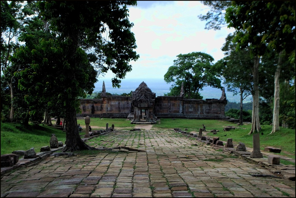 Preah Vihear, looking north