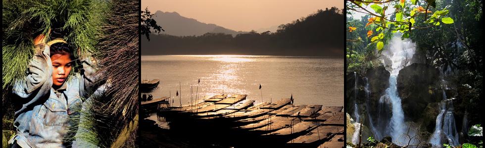 Laos photo tour