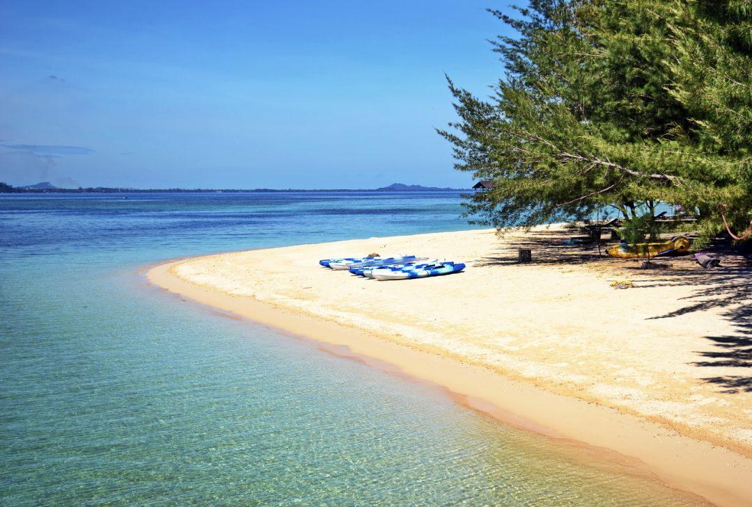 Malaysia, Borneo, Pulao Dinawan