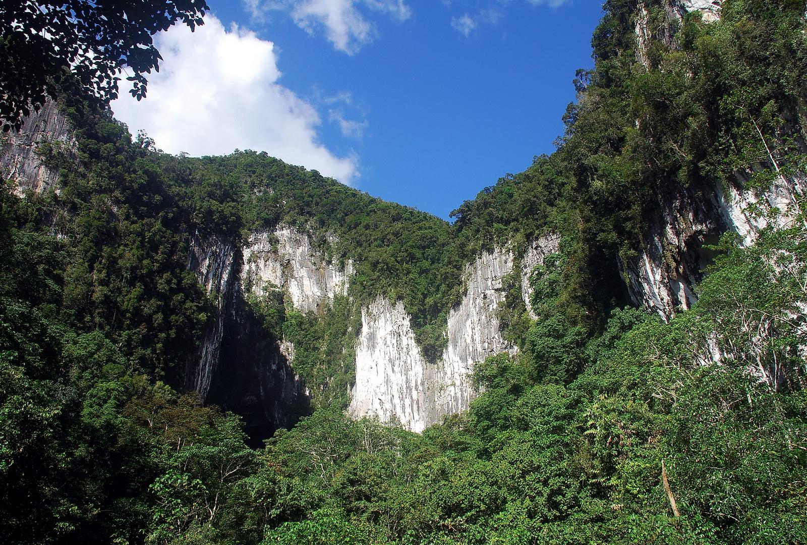 Malaysia, Borneo, Mulu