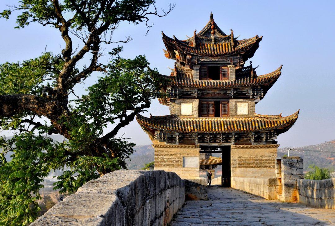Shuanglong Bridge, Jianshui