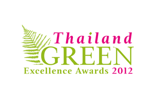 All Points East win the Tourism Authority of Thailand Green Excellence Award 2012