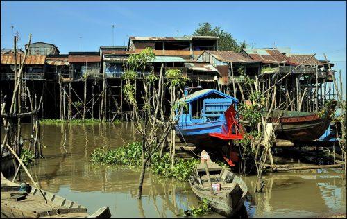 Kompong Chhnang, Cambodia