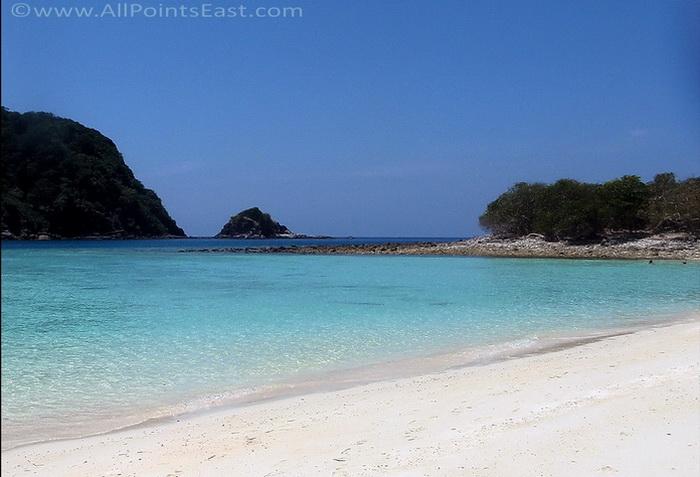 Koh Rok, beach